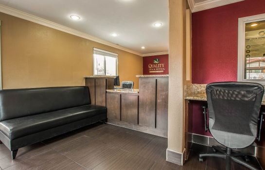 Hotelhalle Quality Inn & Suites Escondido