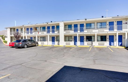 Vista esterna Best Value Inn El Paso