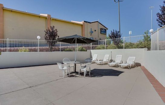 Außenansicht Best Value Inn El Paso