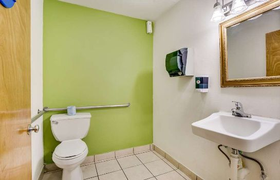 Chambre Best Value Inn El Paso