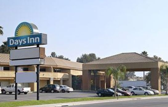 Außenansicht Days Inn by Wyndham Bakersfield