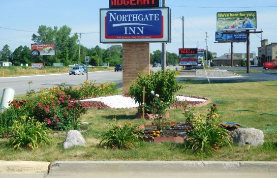 Vista exterior NORTHGATE INN SAGINAW