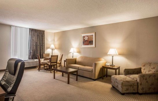 Camera doppia (Comfort) Quality Inn and Suites Eufaula