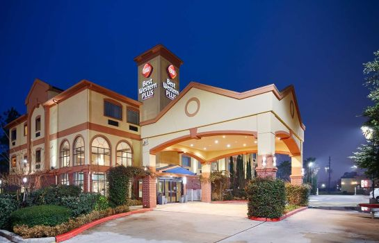 Exterior view BEST WESTERN PLUS SAM HOUSTON
