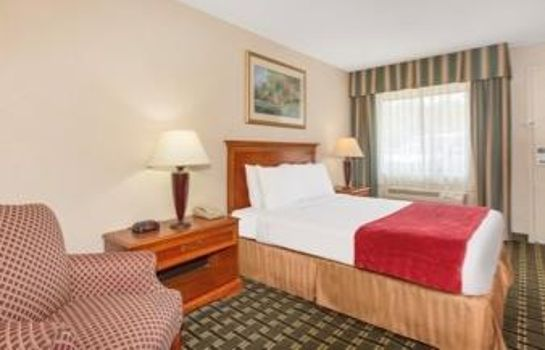 Zimmer DAYS INN BIRMINGHAM SUMMIT MAL
