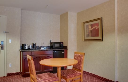 Zimmer BEST WESTERN PLUS MEDIA CENTER