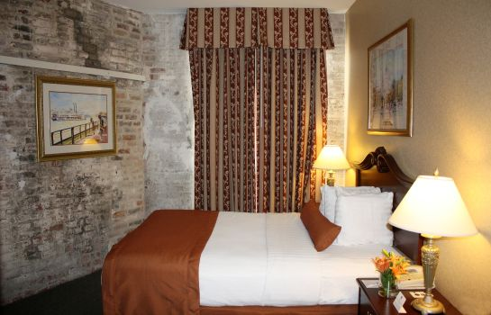 Zimmer BEST WESTERN PLUS ST CHRISTOPH