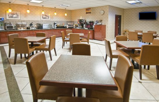 Restaurant BEST WESTERN PLUS MEMORIAL INN