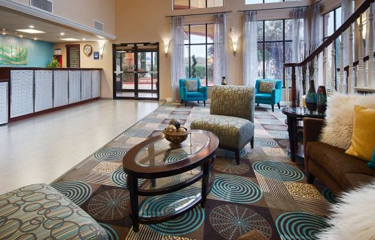Hotelhalle BEST WESTERN PLUS SAM HOUSTON