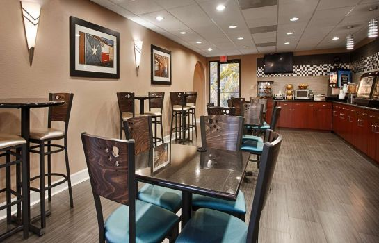 Restaurant BEST WESTERN PLUS SAM HOUSTON