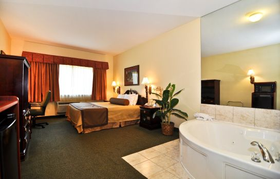 Suite BEST WESTERN PLUS SAM HOUSTON
