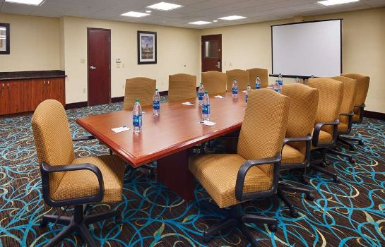 Conference room BEST WESTERN PLUS SAM HOUSTON