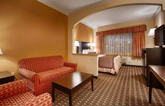Room BEST WESTERN PLUS SAM HOUSTON