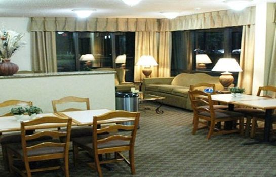 Breakfast room Executive Inn
