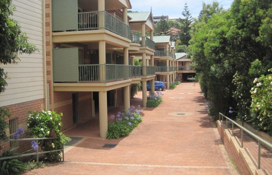 Vista exterior Terralong Terrace Serviced Apartments