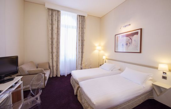 Chambre double (confort) Best Western Alba