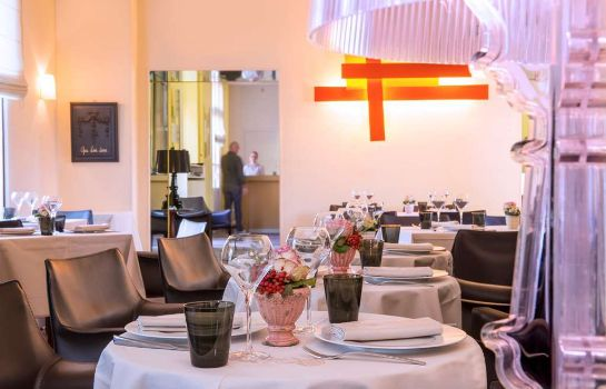 Restaurant Best Western Premier Le Mans Country Club