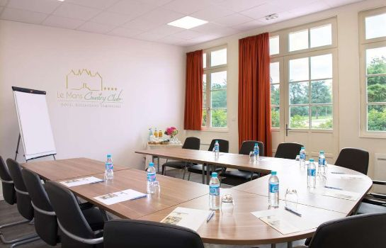 Tagungsraum Best Western Premier Le Mans Country Club