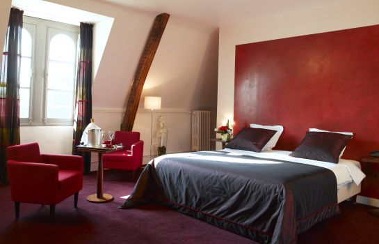 Zimmer Best Western Premier Le Mans Country Club