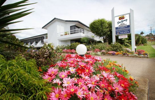 Vista exterior Merimbula Sea Spray Motel