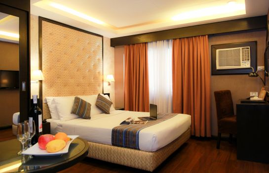 Double room (superior) Best Western Hotel La Corona Manila
