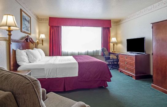 Suite Clarion Hotel By Humboldt Bay
