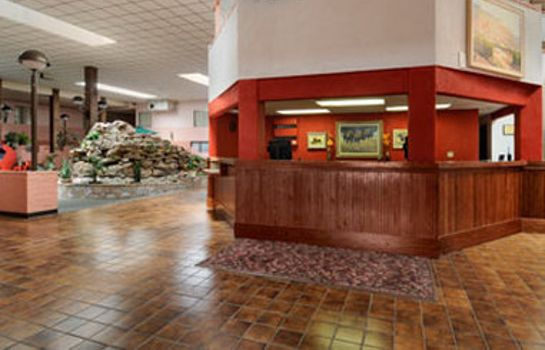 Lobby Inn  of the Rio Grande Hotel and Conference Ctr