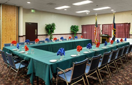 Sala de reuniones Inn  of the Rio Grande Hotel and Conference Ctr