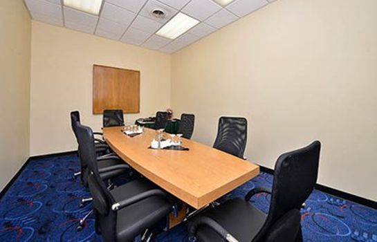 Conference room Clarion Hotel & Convention Center