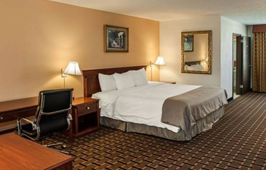 Zimmer Clarion Hotel Indianapolis