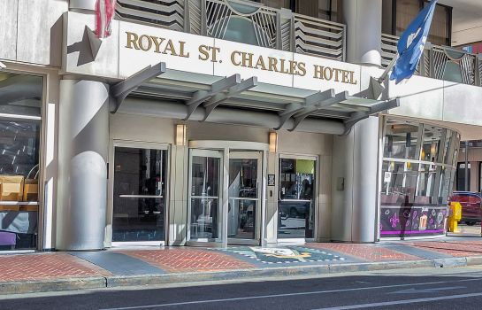 Buitenaanzicht Royal St Charles - a Destination Hotel