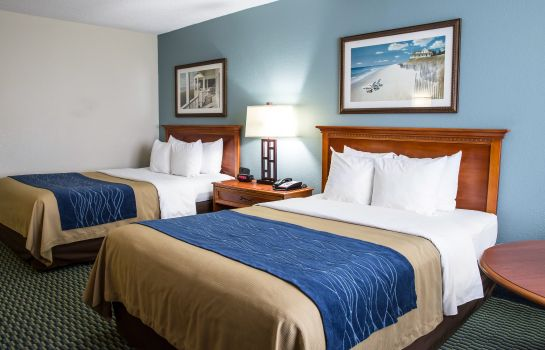Chambre Comfort Inn On the Ocean