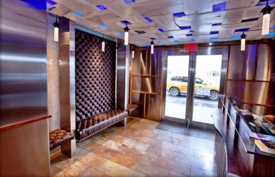 Hall de l'hôtel an Ascend Hotel Collection Member The Solita Soho Hotel