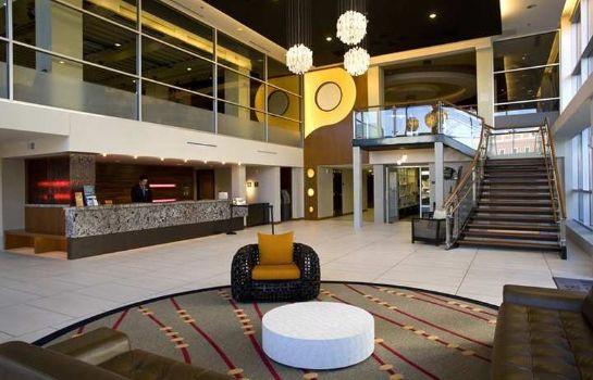 Hotelhalle DoubleTree by Hilton Chattanooga