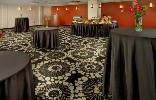 Conference room DoubleTree by Hilton Chattanooga