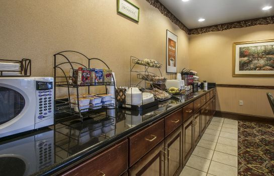 Restaurant Econo Lodge Inn and Suites Marianna