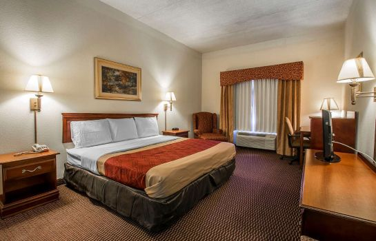 Chambre double (confort) Econo Lodge Inn and Suites Marianna