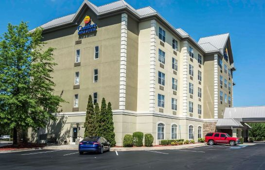 Außenansicht Comfort Inn & Suites near Six Flags