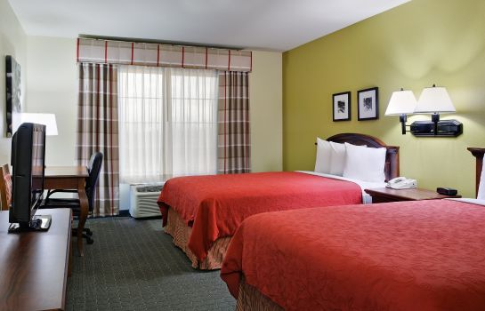 Kamers IA  Omaha Airport Country Inn and Suites By Carlson