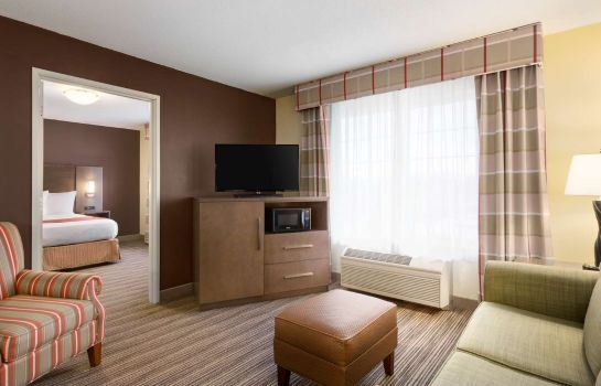 Vista esterna COUNTRY INN SUITES ALBERT LEA