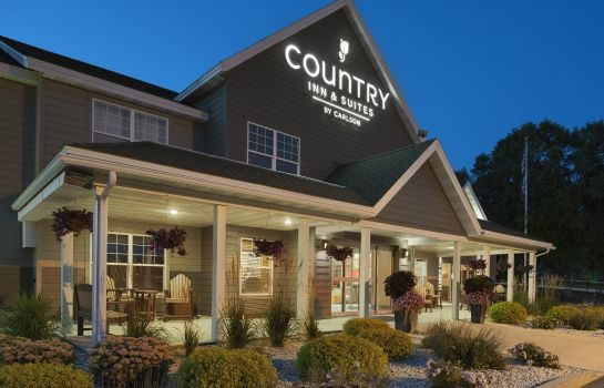 Widok zewnętrzny IA  Decorah Country Inn and Suites By Carlson