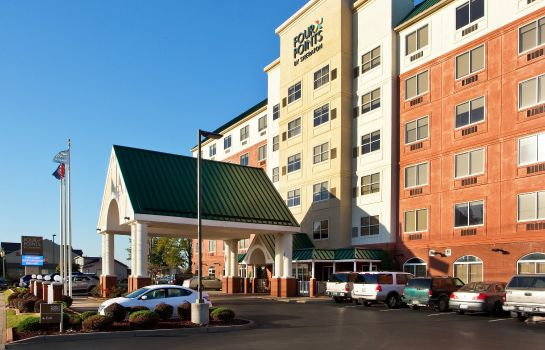 Außenansicht Four Points by Sheraton Louisville Airport