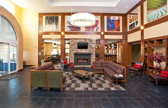 Hotelhalle Four Points by Sheraton Louisville Airport