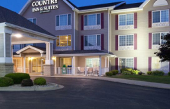 Widok zewnętrzny MN  Albert Lea Country Inn and Suites By Carlson