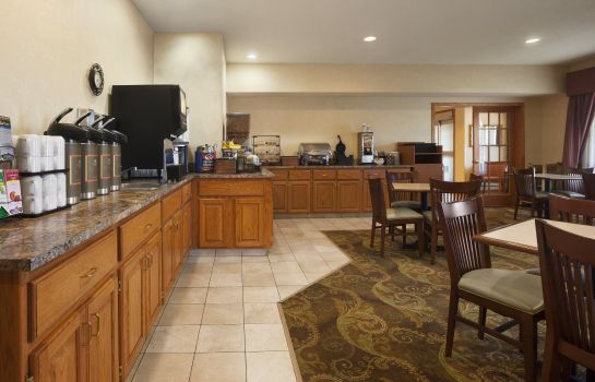 Restauracja MN  Albert Lea Country Inn and Suites by Radisson