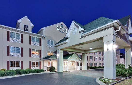 Exterior view Comfort Inn & Suites Antioch