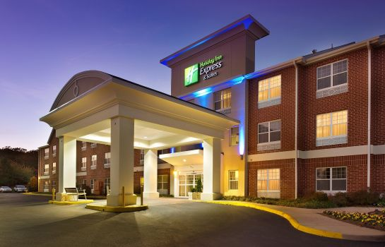 Außenansicht Holiday Inn Express & Suites MANASSAS