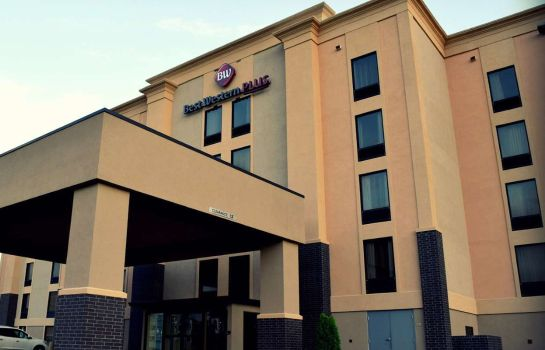 Außenansicht Best Western Plus Jonesboro Inn & Suites