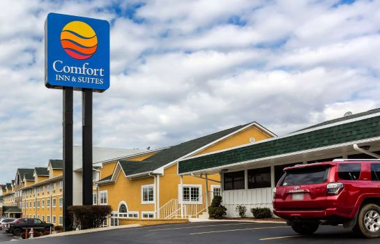 Außenansicht Comfort Inn and Suites Antioch