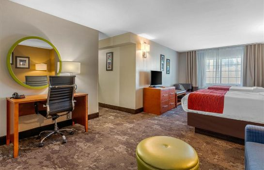 Suite Comfort Inn and Suites Antioch